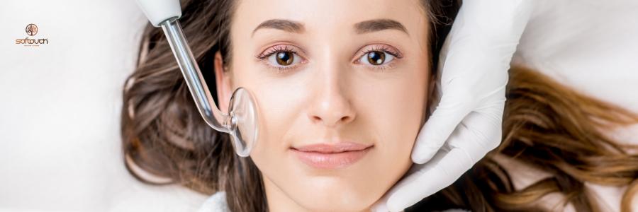 Tratamiento de manchas y piel con láser